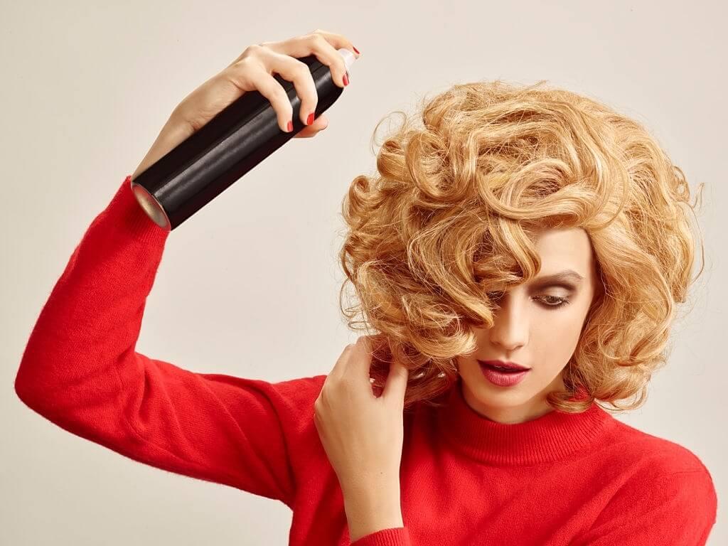 best alcohol-free hairspray