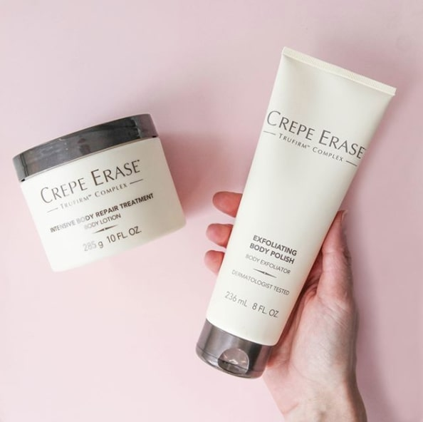 how to make the most of crepe erase products